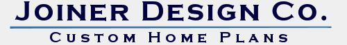 Joiner Design Co. - Custom Home Plans